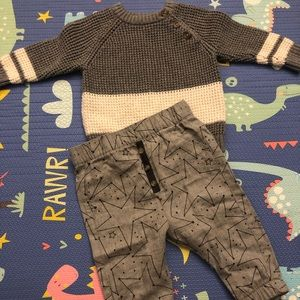 Cat & Jack two piece outfit